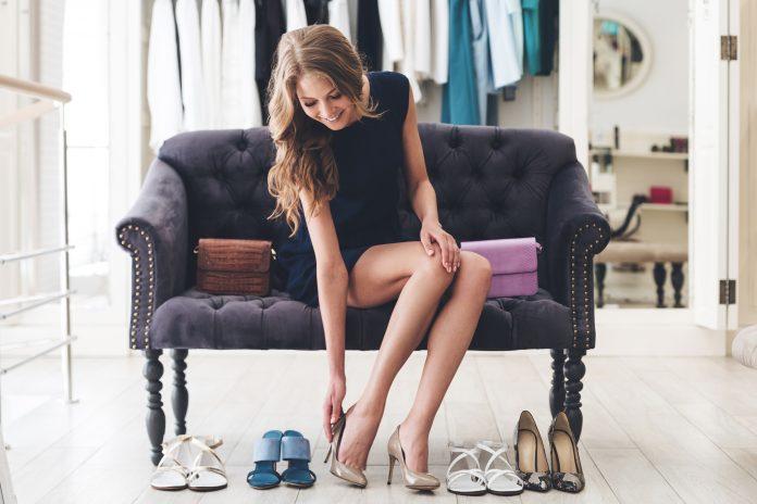choisir une paire de chaussures de soirée